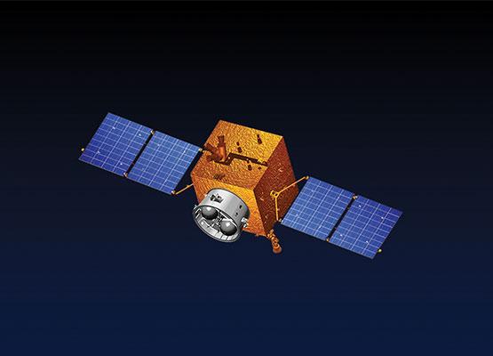 Pakistan Remote Sensing Satellite-1